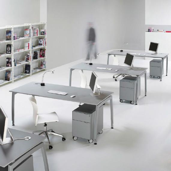 In office reforma de oficinas en barcelona mobiliario for Muebles de oficina ocasion barcelona