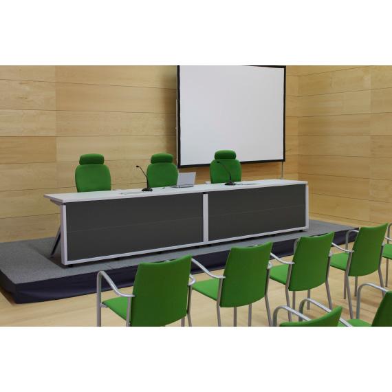 In office reforma de oficinas en barcelona mobiliario for Muebles oficina mallorca
