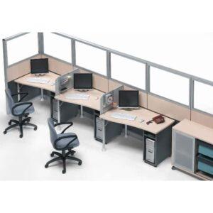 In&Office, reforma de oficinas en Barcelona. Mobiliario de oficina.
