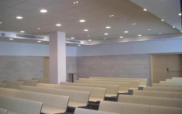 In&Office, reforma de las instalaciones de un oratorio en Barcelona