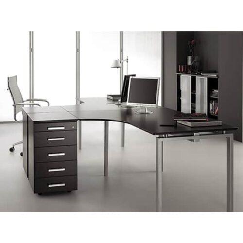 In&Office. Muebles de oficina en Barcelona. Mesa operativa R3.