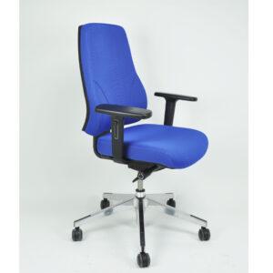 In&Office, reforma de oficinas en Barcelona y venta de mobiliario de oficina. Silla operativa giratoria y ergonómica