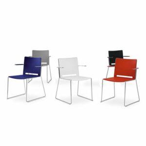 In&Office, especialistas en reforma y muebles de oficina en Barcelona. Silla de colectividades Filo