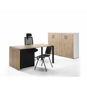 In&Office, reforma de oficinas en Barcelona y mobiliario. Mesa operativa M4